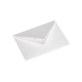 Enveloppe, Blanc