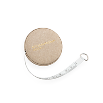 Measuring Tape, Sand Brown