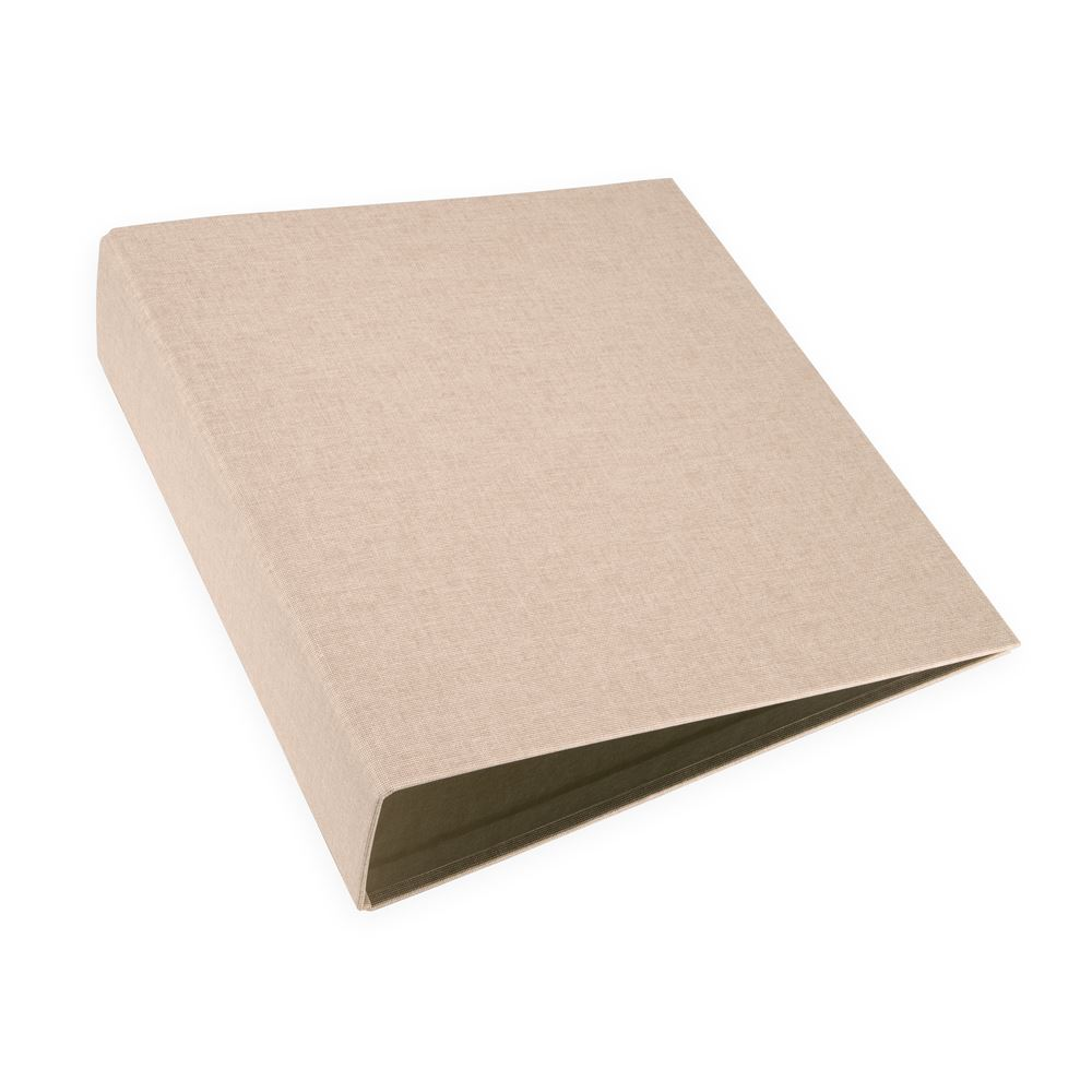 Ringbinder A4 Flat Wide Record Sand Trio