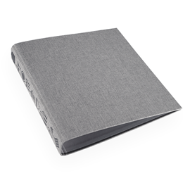 Recipe binder, Pebble grey