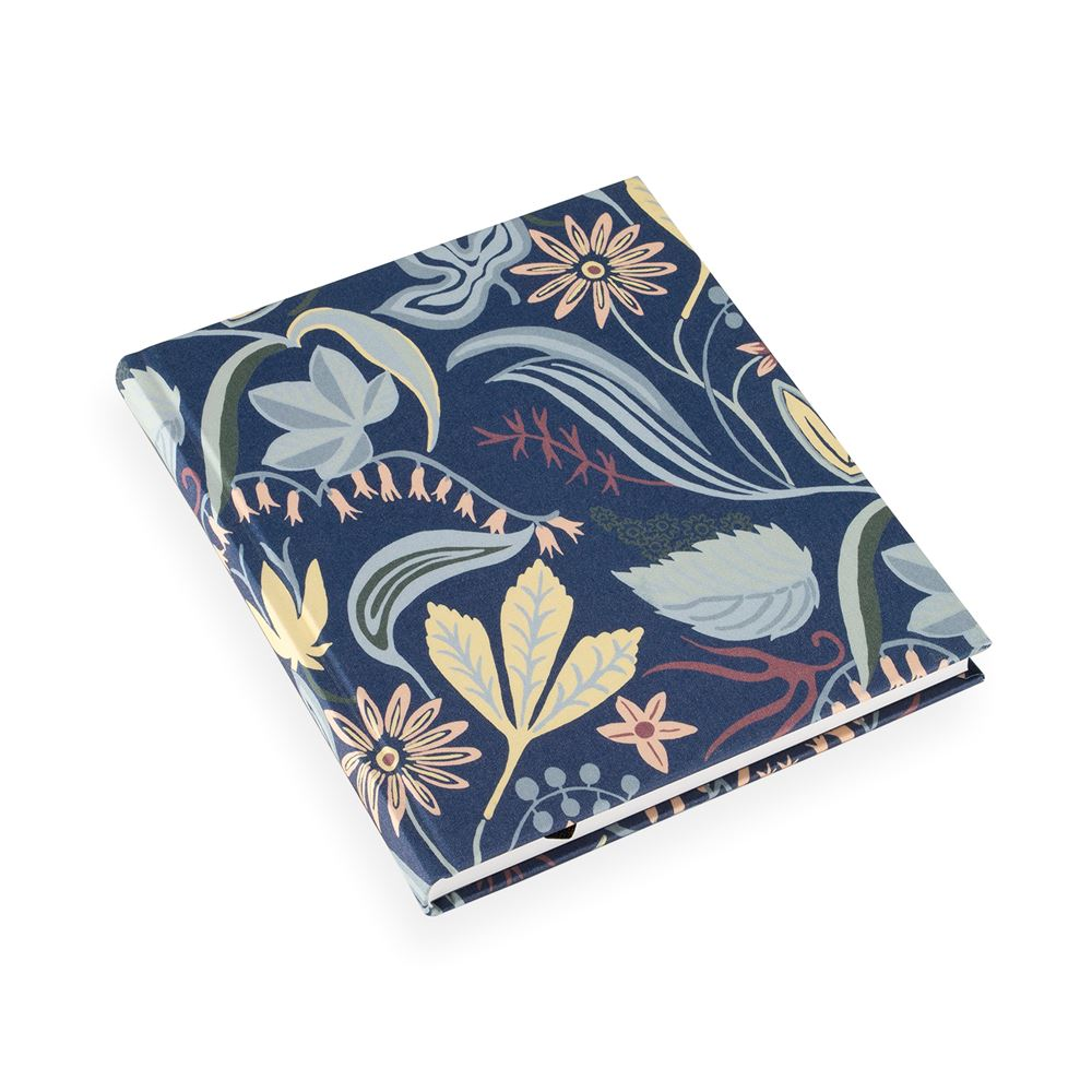 Notebook hardcover, Saro Blue