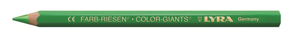Color Giant lackad