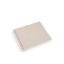 Fotoalbum mit Papiereinband, Sandbrown