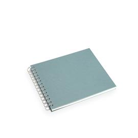 Fotoalbum mit Papiereinband, Blue-green