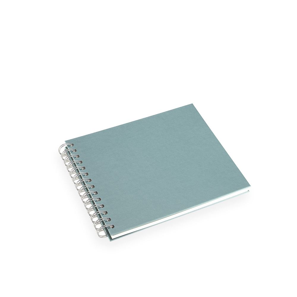 Album photos couverture papier, Blue-green