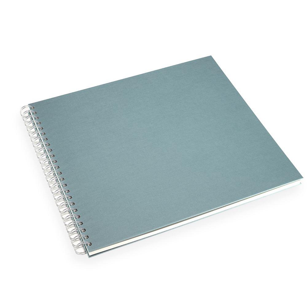 Photo album paper cover, Blue-green
