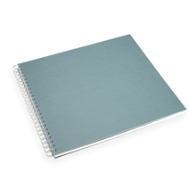 Album photos couverture papier, Blue-green