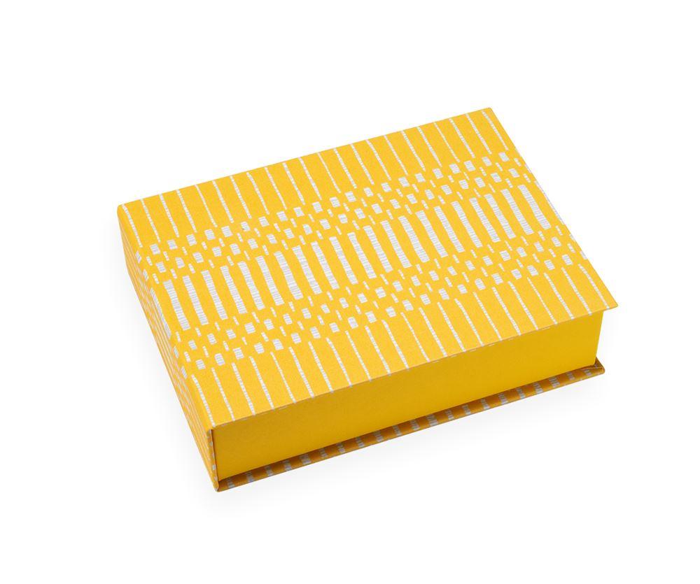 Boîte, Helios Yellow