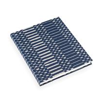 Notebook hardcover, Helios Blue