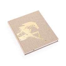 Notizbuch gebunden - Get the Gallop