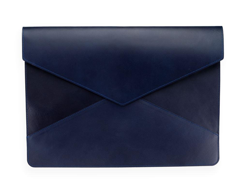 Ledermappe, Dark Blue