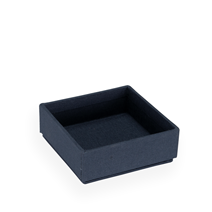 Box för nattduksbordet, Mörkblå