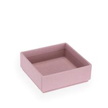 Box för nattduksbordet, Puderrosa