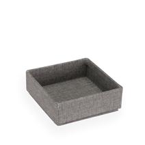 Bedside Table Box, Pebble Grey