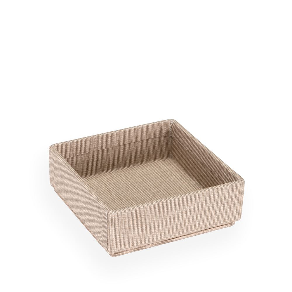 Bedside Table Box, Sand Brown