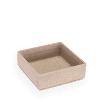 Stapelbare Box, Sand Brown