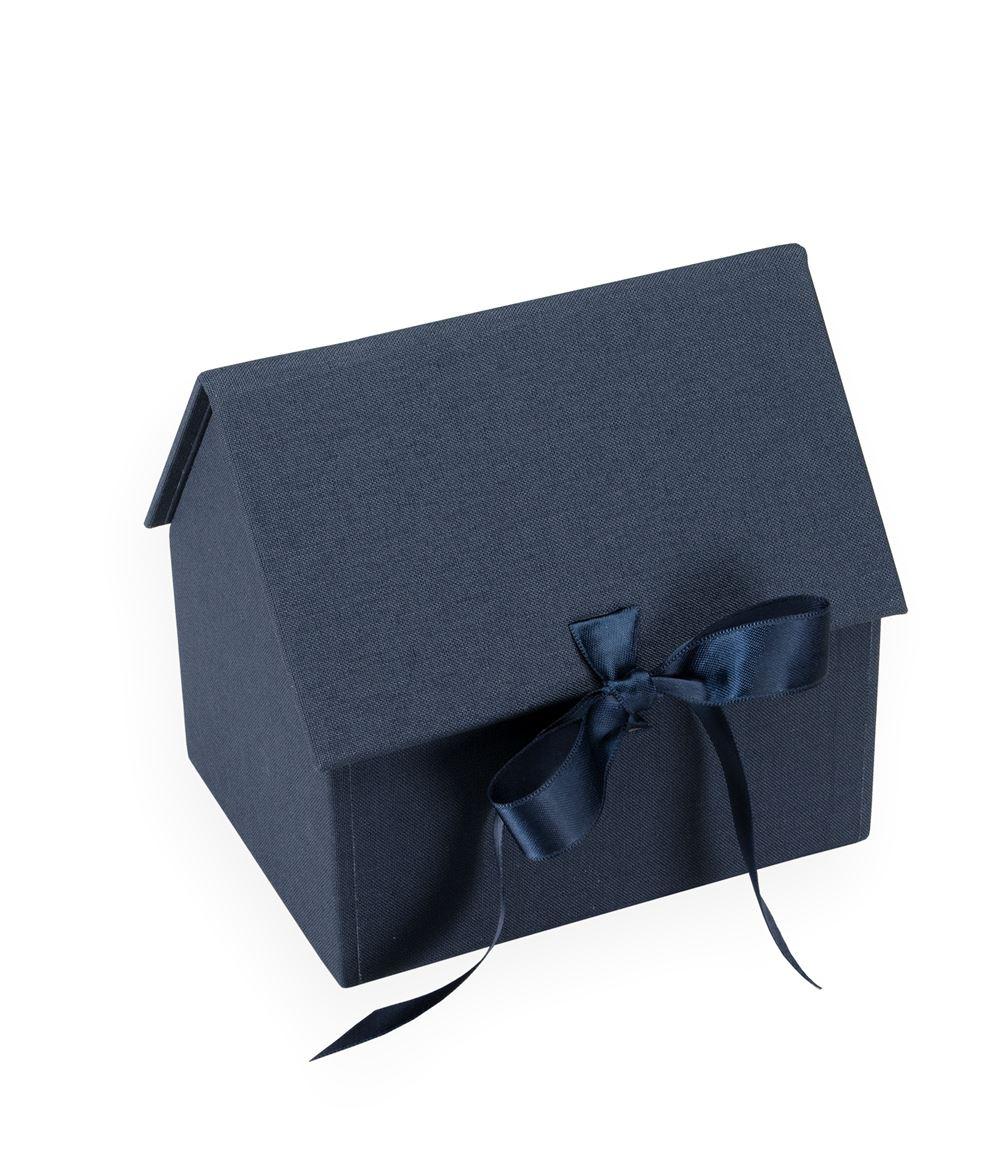 Box House 120*90*125 Iris Smoke blue