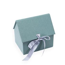 Husformad Box, Dimgrön