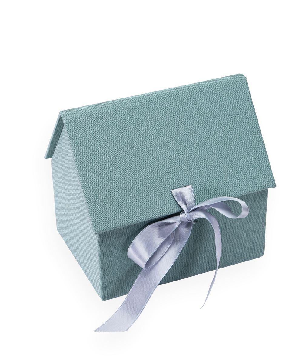 Husformad Box, Ljusgrön