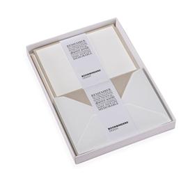 Papeterie-Set, Light grey