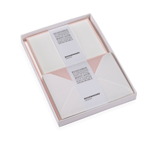 Stationery kit, Dusty pink