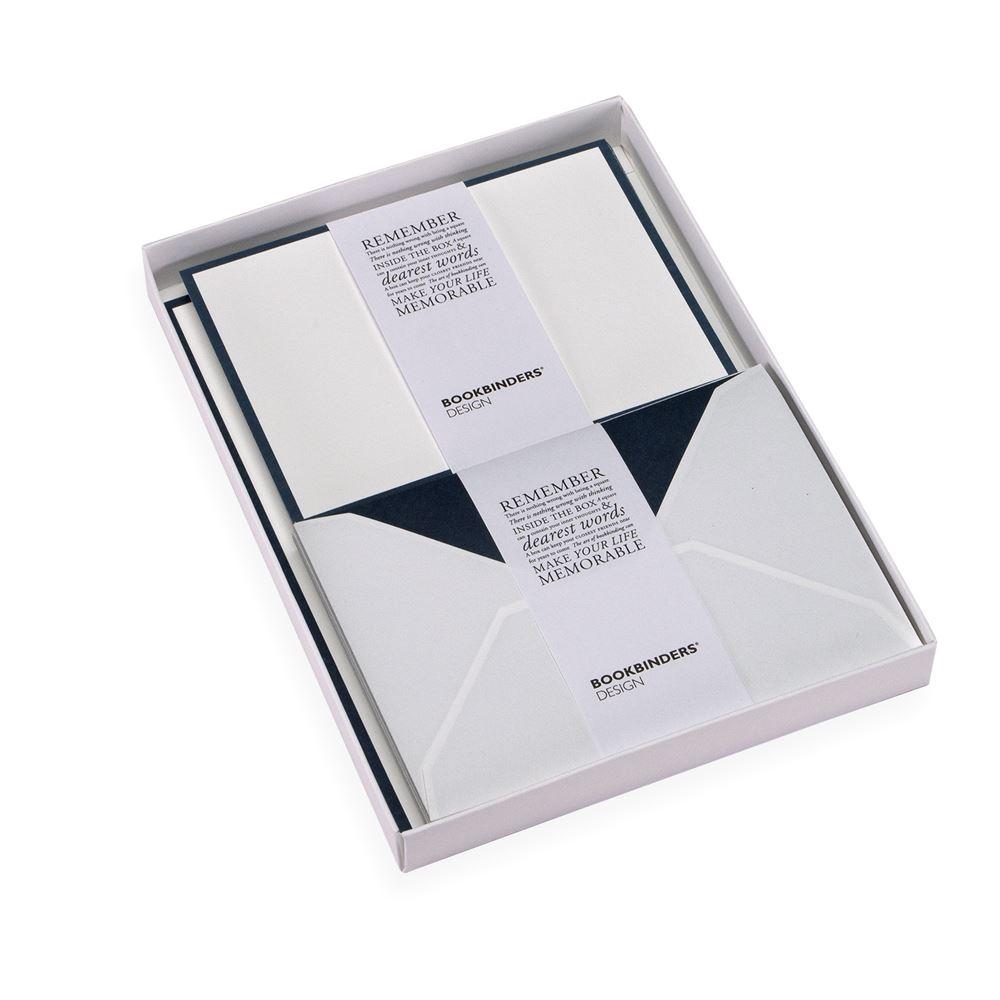 Stationery kit, Dark blue