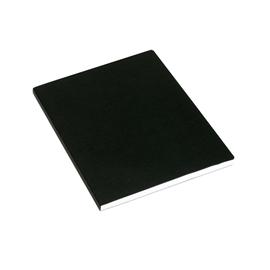 Notebook Soft Cover, Black