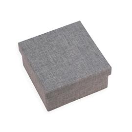 Box Jewel Medium Record Light grey