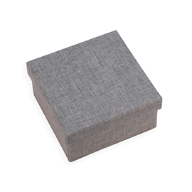 Jewel box, Pebble grey