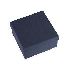 Box Jewel Medium Iris Smoke blue