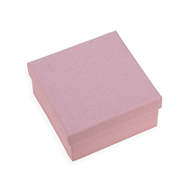 Jewel box, dusty pink