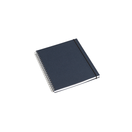 Notebook Wire-O, Smoke Blue