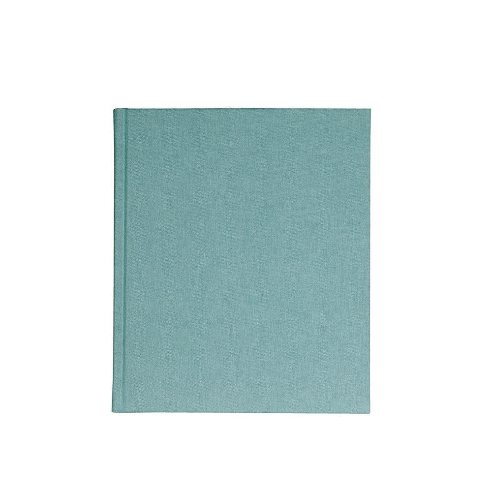 Notizbuch gebunden, Dusty Green