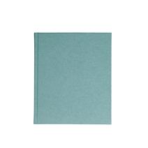 Inbunden Anteckningsbok, Dimgrön