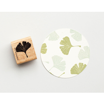 Stamp Ginko leaf full