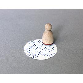 Stamp Wild dots