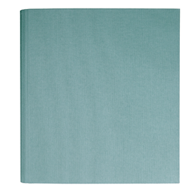 Binder, Dusty green