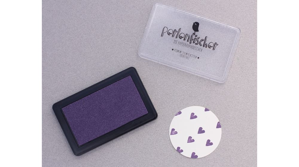 Ink pad Plum