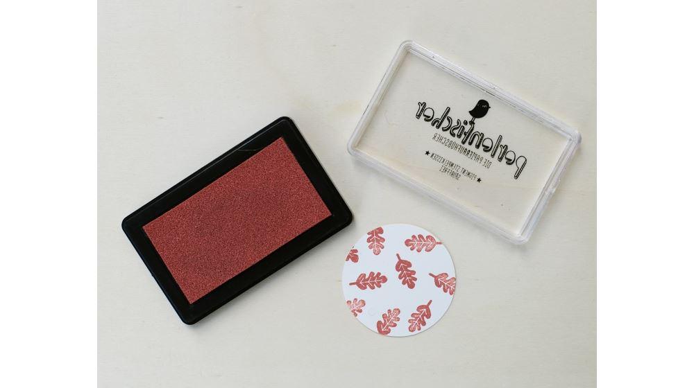 Ink pad Terracotta