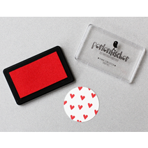 Ink pad Red