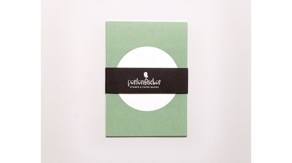 Cards Dot Pastel Green, 5-pack