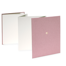 Album photos accordéon, Dusty Pink