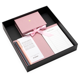 The Dusty pink giftset