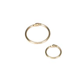 Columbus Ring, Gold