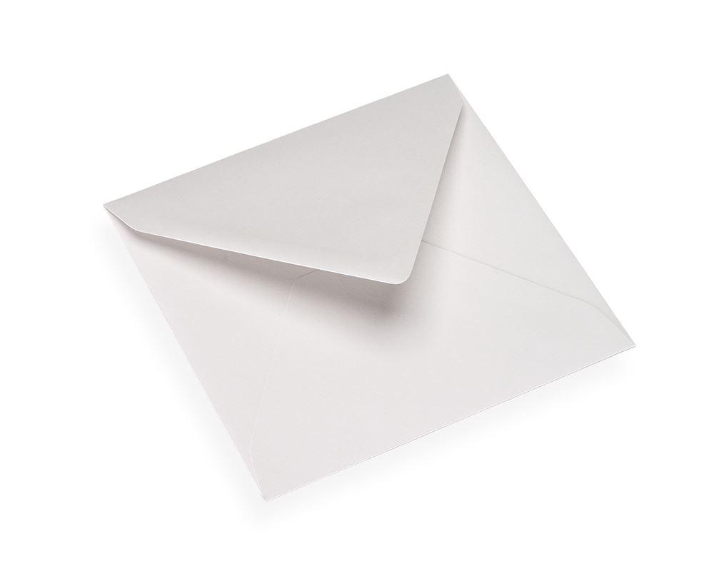 Kuvert, ljusgrå