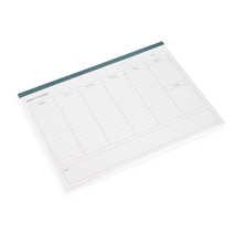 Planner Hebdomadaire, Dusty Green