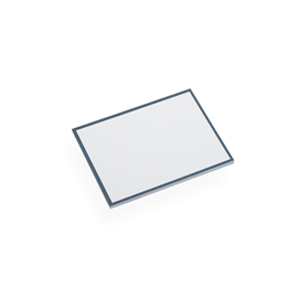 Cotton card and Envelope Dark blue 50 pcs each