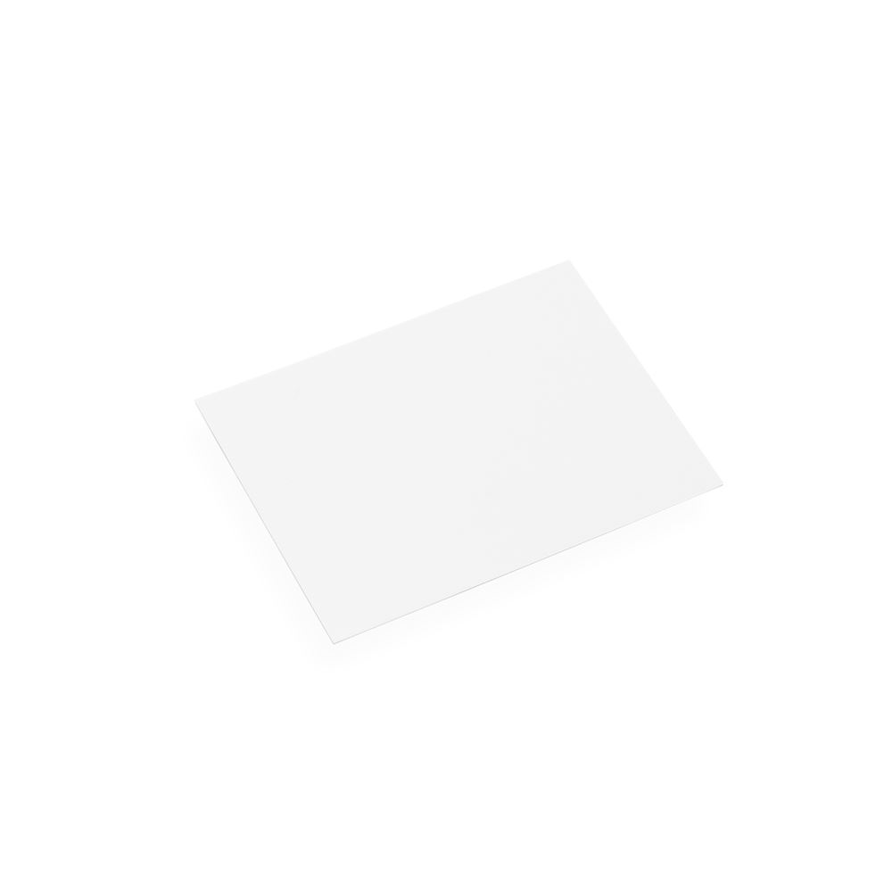 Correspondence cards and envelopes, White