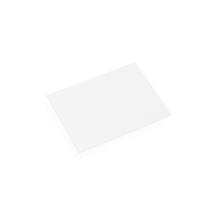 Cartes de correspondance et enveloppes, blanc