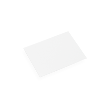 Korrespondenzkarten und Couverts, White
